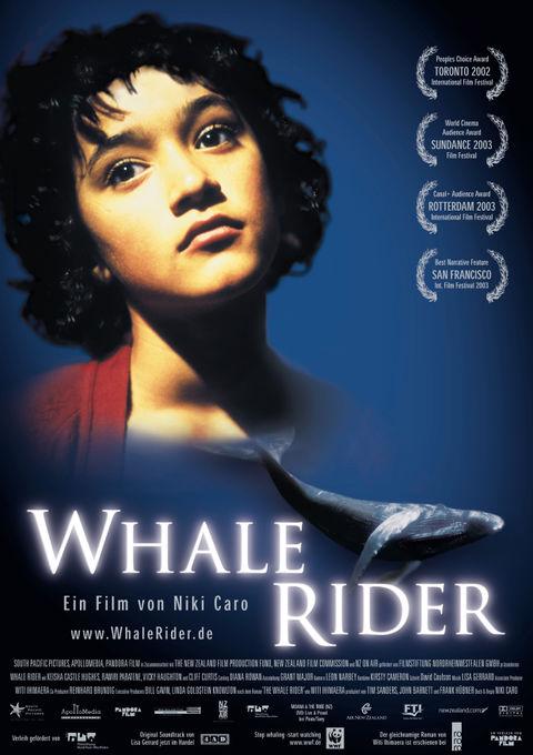 pandora film produktion whale rider