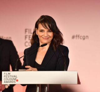International Actors Award for JULIETTE BINOCHE