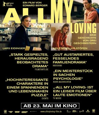 ALL MY LOVING now in German theatres