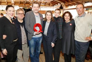 Martin Rehbock receives 4th BAUMI AWARD