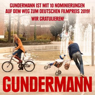 GUNDERMANN with 10 Nominations for German Film Award