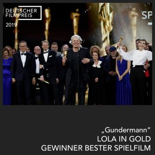 6 German Film Awards for GUNDERMANN – incl BEST FILM